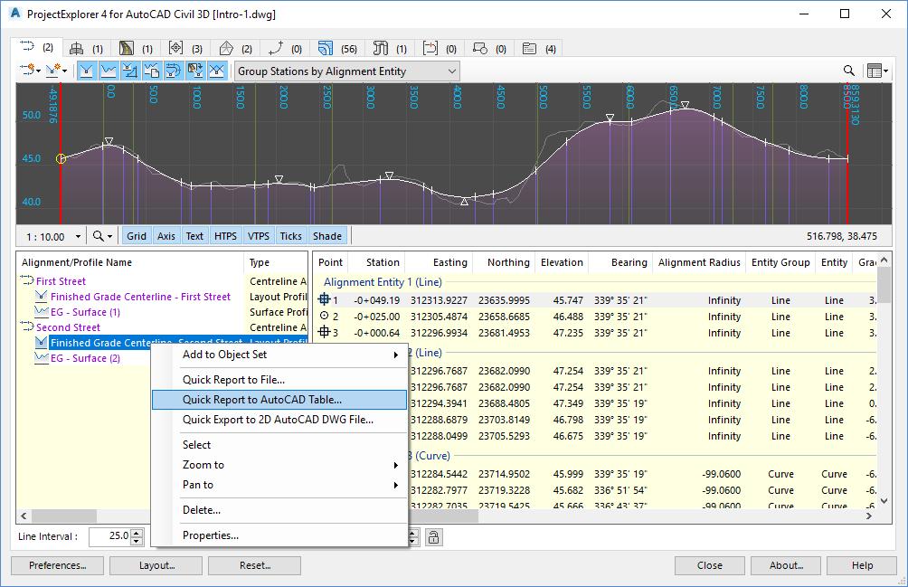 3AM Solutions   ProjectExplorer 4 Tutorials   Generating